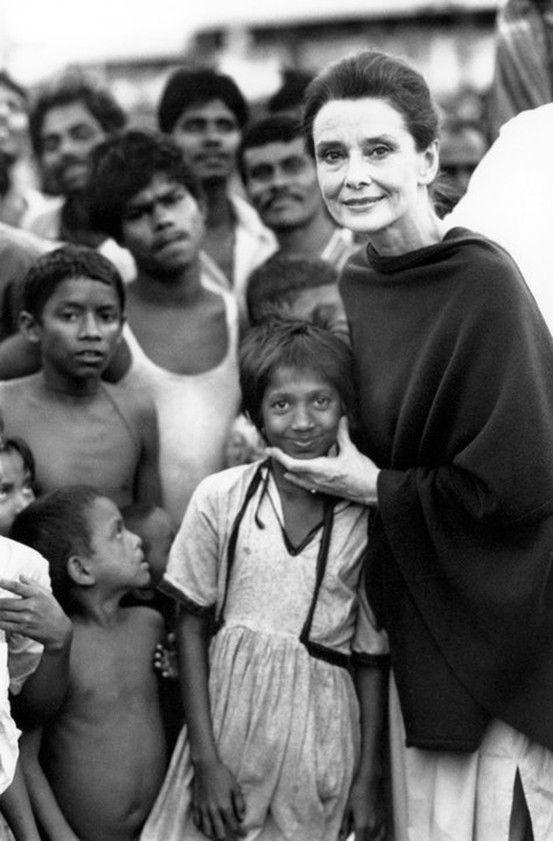 Audrey Hepburn humanitaire